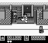 Nekketsu Kōha Kunio-kun: Bangai Rantōhen Game Boy And this is a flying kick which he uses to knock out stunned enemies.