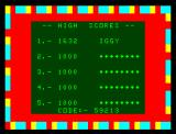 Crossfire Dragon 32/64 High scores