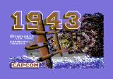 1943: The Battle of Midway Commodore 64 Title screen