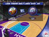 NBA Live 2001 Windows Before the batlle...