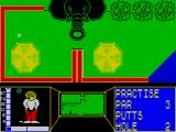 Mini-Putt ZX Spectrum Elephant. The trunk lowers and raises.