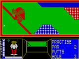 Mini-Putt ZX Spectrum Windmill. The blades go round and round.