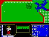 Mini-Putt ZX Spectrum Airplane. The propeller rotates.