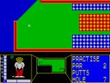 Mini-Putt ZX Spectrum Cobra. The cobra is at the other end