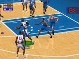 NBA Live 2001 Windows Michael Jordan with the ball!