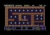 Hard 'n' Heavy Commodore 64 Nice, I've found a bonus level.