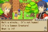 Summon Night: Swordcraft Story 2 Game Boy Advance Shortly after beginning the game, you'll meet the summon creature that will become your Guardian Beast