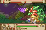 Summon Night: Swordcraft Story 2 Game Boy Advance Boss battles are more difficult than regular battles
