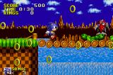 Sonic the Hedgehog Game Boy Advance If you get hit by an enemy or obstacle, your rings will spill everywhere