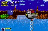 Sonic the Hedgehog Game Boy Advance The insidious Dr. Robotnik and his giant wrecking ball