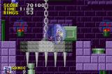 Sonic the Hedgehog Game Boy Advance Push the marble block onto the switch to lift the spike trap