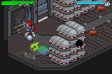 Scurge: Hive Game Boy Advance Blast those bugs!