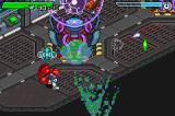 Scurge: Hive Game Boy Advance The warp drive has been infected!