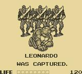 Teenage Mutant Ninja Turtles:  Fall of the Foot Clan Game Boy Don't let this happen to you.