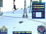 Ski Resort Extreme Windows The crash feature makes any skier instantly trip!