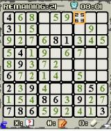 Platinum Sudoku J2ME Yet another background