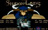 Shadowlands Atari ST Title screen