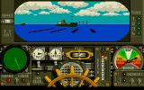 Advanced Destroyer Simulator DOS Torpedoes away!