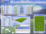 PC Fútbol 2007 Windows Choosing the strategy
