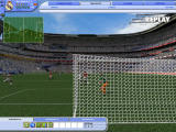 PC Fútbol 2007 Windows Replay of the goal