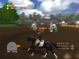 Lucinda Green's Equestrian Challenge PlayStation 2 In-Game - Kentucky - Show Jumping