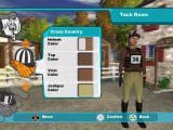 Lucinda Green's Equestrian Challenge PlayStation 2 Front-End - Tack Room - Outfits - Cross Country