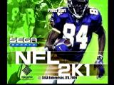 NFL 2K1 Dreamcast Title Screen