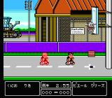 Nekketsu Street Basket: Ganbare Dunk Heroes NES Well, that was simple