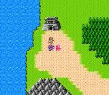 Tenchi o kurau II: Shokatsu Kōmei-den NES On the world map with your party