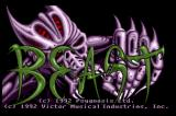 Shadow of the Beast TurboGrafx CD Title screen