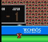 Kunio-kun no Nekketsu Soccer League  NES The winners are happy
