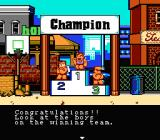 Crash 'N the Boys: Street Challenge NES And the champion is...
