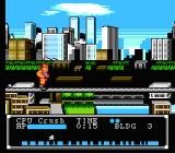Crash 'N the Boys: Street Challenge NES Use various gadgets to overcome the obstacles!