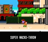 Crash 'N the Boys: Street Challenge NES Is there really such a move in judo?..
