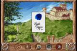Serf City: Life is Feudal DOS Blue Byte Logo