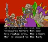 The Pirates of Dark Water SNES Intro