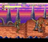 The Pirates of Dark Water SNES The first stage
