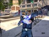 Urban Chaos: Riot Response Xbox Taking down burners with the taser gets you a non lethal force bonus