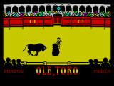Olé, Toro ZX Spectrum But you are ready