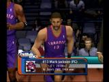 NBA 2K1 Dreamcast Pre-game introductions