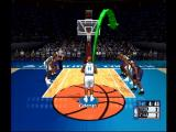 NBA 2K1 Dreamcast Free-throw shooting