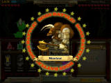 Bookworm Adventures Windows Start of a boss battle with the Minotaur