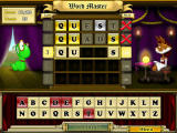Bookworm Adventures Windows Screenshot of a minigame: Word Master