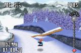 SSX Tricky Game Boy Advance You have to dodge those logs