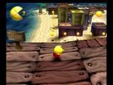 Pac-Man World PlayStation Buccaneer Beach