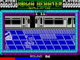 Ninja Scooter Simulator ZX Spectrum In a spot of bother again
