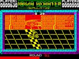 Ninja Scooter Simulator ZX Spectrum Completed the level in good time though