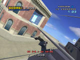 Tony Hawk's Pro Skater 4 PlayStation Bailing...