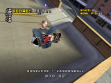 Tony Hawk's Pro Skater 4 PlayStation Big air!