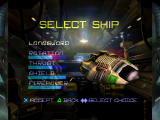 Asteroids PlayStation The Longsword